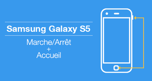 Capture d'écran sur Samsung Galaxy