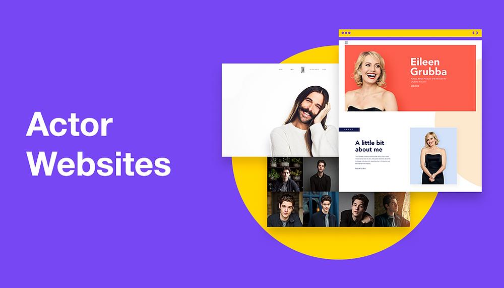 Best actor websites