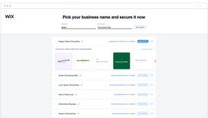 wix business name generator