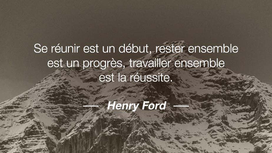 Citation Henry Ford