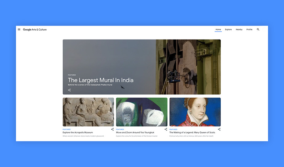 Best art blogs - Google Arts & Culture