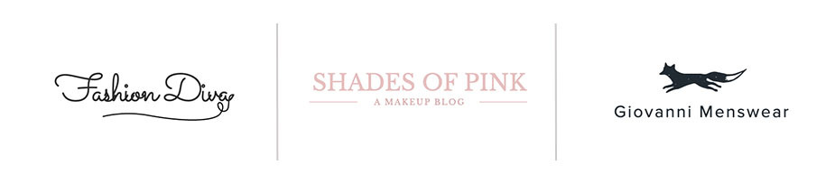 Logos de blogs sobre moda