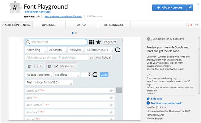Search by Image (by Google) en Acción