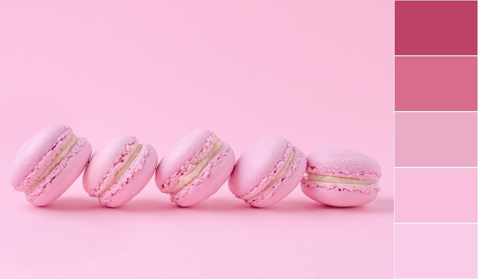 Розовый цвет, значение розового цвета