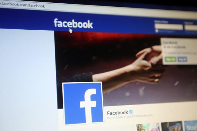 Capture d'écran de photo de couverture Facebook