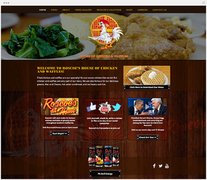 site internet roscoe's chiken and waffles