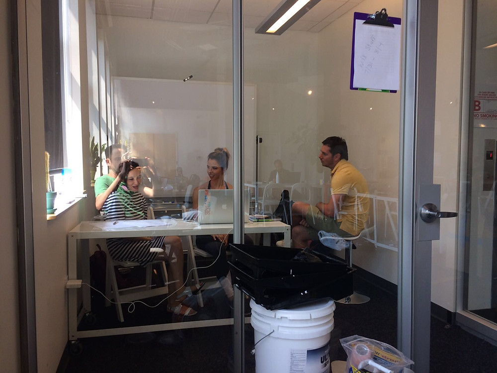 Conducting a usability testing in UX design