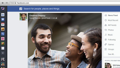 Conoce a tu Nuevo Feed – Te Explicamos el Rediseño de Facebook