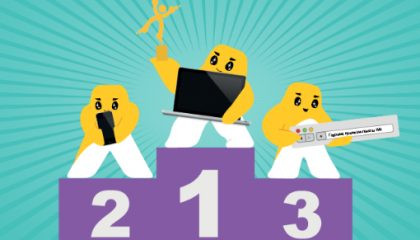 Кто станет призером «Золотого сайта» от Wix? Давайте решать вместе!
