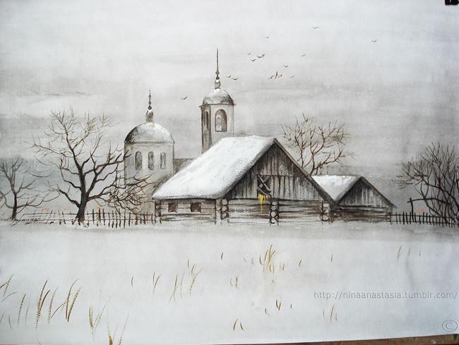 «Этюд», Нина Рыбакова