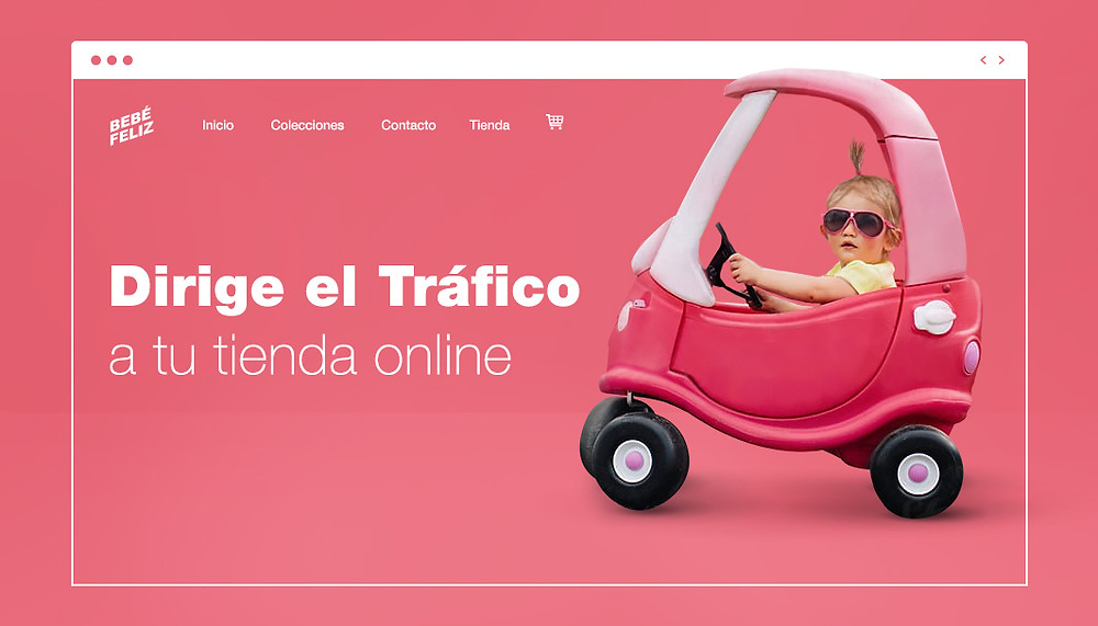 O formas de generar tráfico para tu tienda online