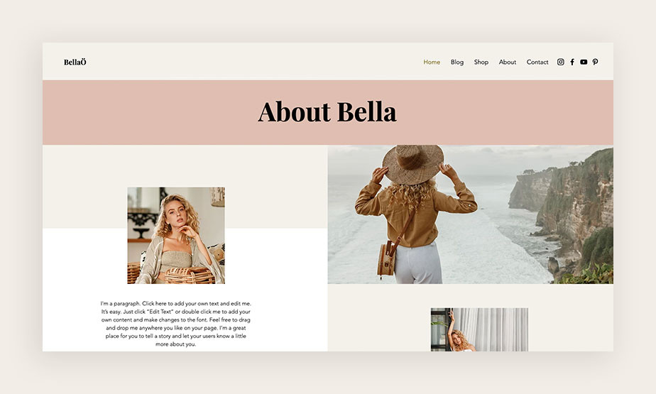 blog nasıl açılır: hakkında sayfası