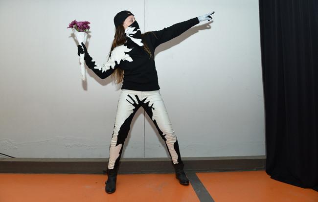 самые оригинальные костюмы на Хэллоуин