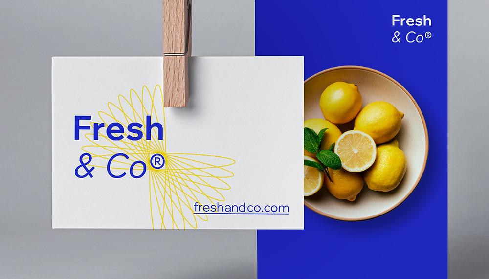 Bild einer Marke mit einem registrierten Makennamen