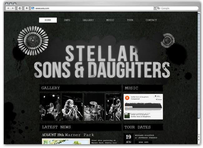 Stellar Sons & Daughters