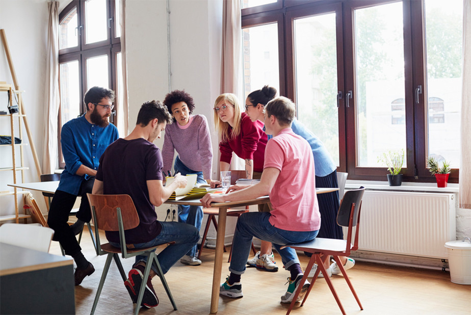 company culture: educate employees on your values