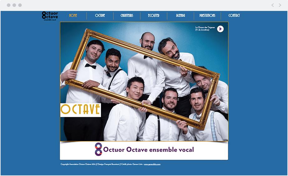 octuor-octave