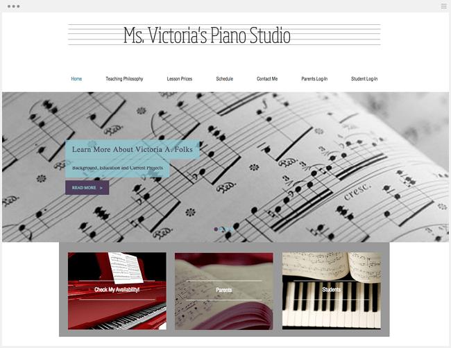 сайт уроки фортепиано