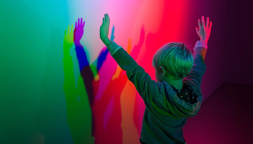 Психология цвета, как цвета влияют на поведение и настроение людей