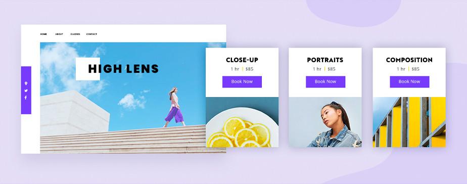 web sitesi tasarımı, randevu özelliği
