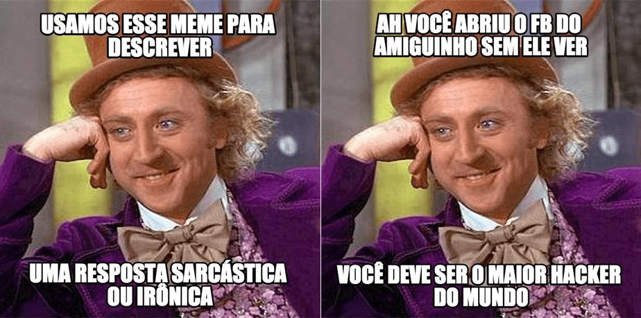 Como usar memes: Condescending Wonka