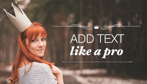 How to Add Text to your Website Images – Like a Pro