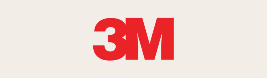 3M Logo, ein Beispiel für ein modernes Logo