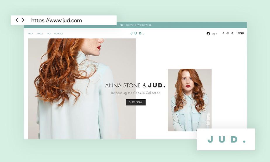 moda iş sitesi ana sayfası