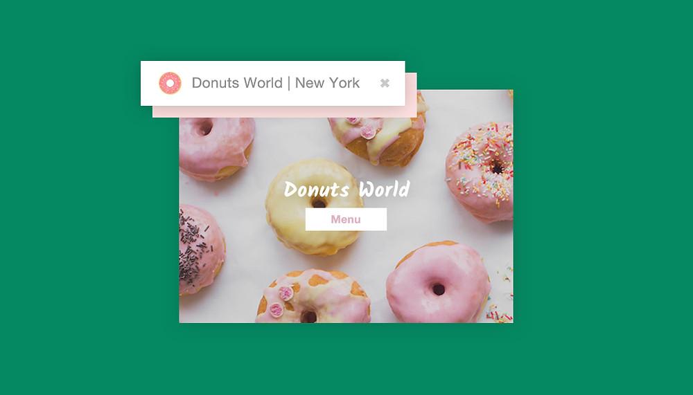 So erstellst du ein Favicon für deine Website
