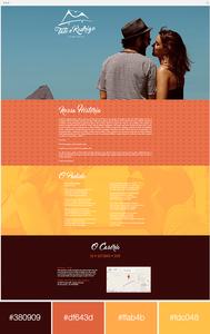 сайт на Wix пример