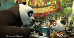 Wix et Kung Fu Panda vous font gagner un iPhone 6s !