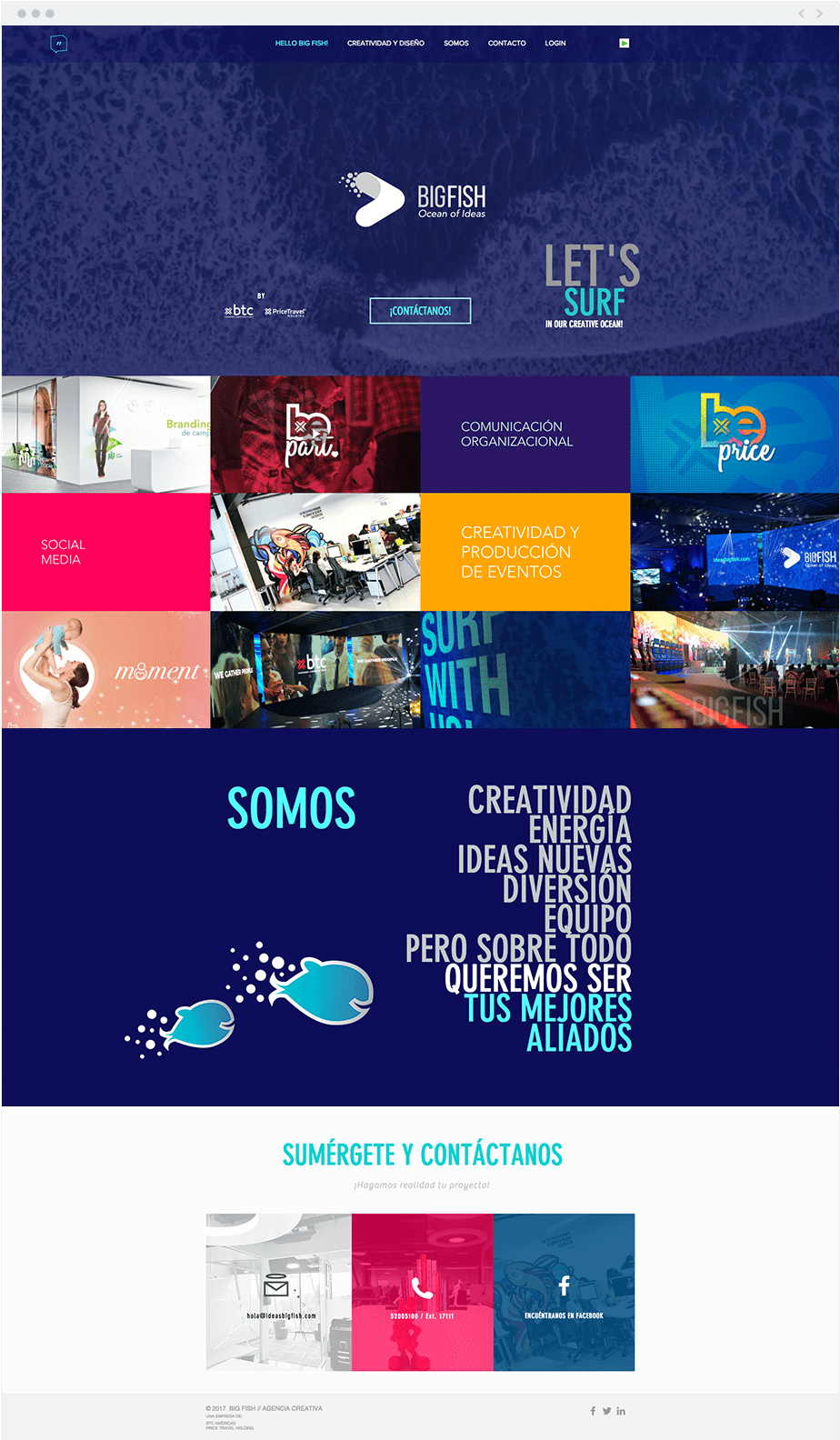 Wix Pelo Mundo: Sites Incríveis Que Nos Conquistaram