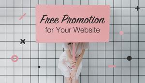 Promuovere il tuo sito gratuitamente