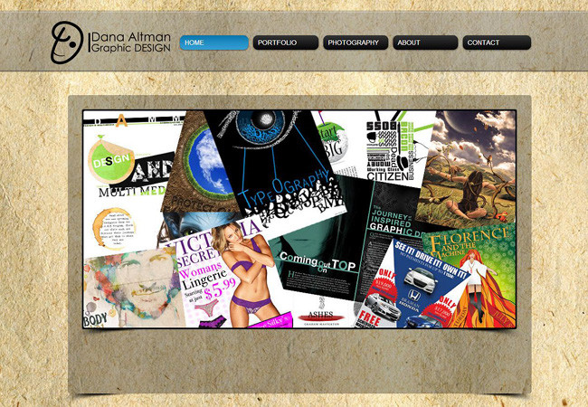 Página web de Dana Altman