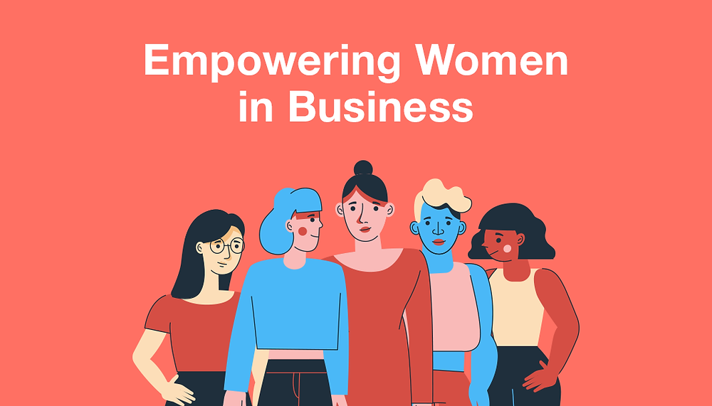 Women empowerment tips for businesses on International Women's Day and all year