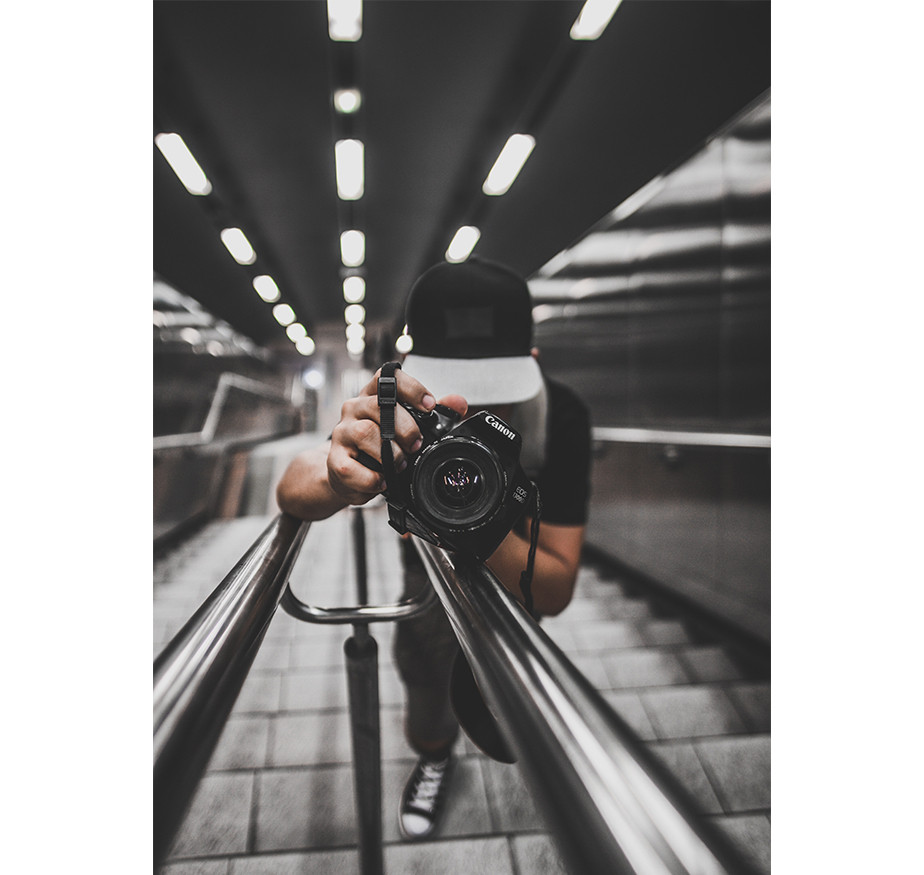 Jak zostać fotografem Krok 2 - Doskonal umiejętności
