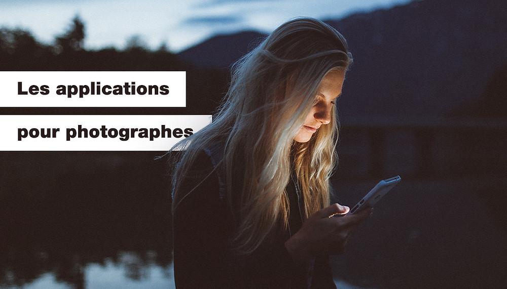 Applications pour photographes