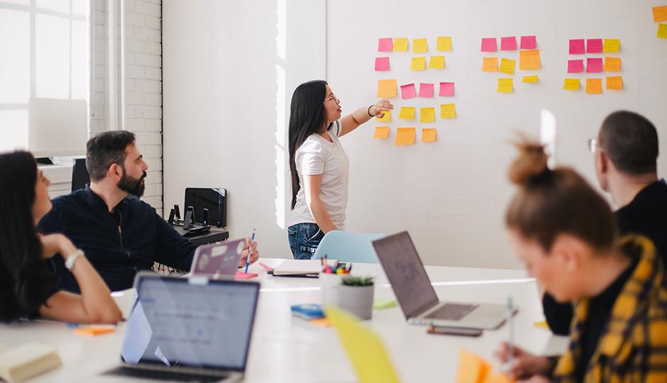 Consejo 1: Haz un plan de negocio trimestral