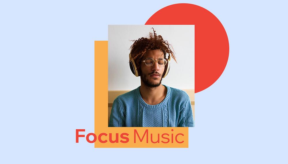 Concentratie muziek om bij te werken: 6 Afspeellijsten om beter te kunnen focussen
