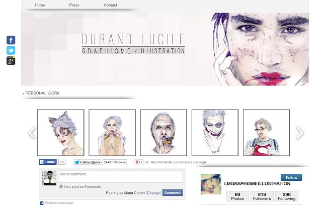 Lucile durand