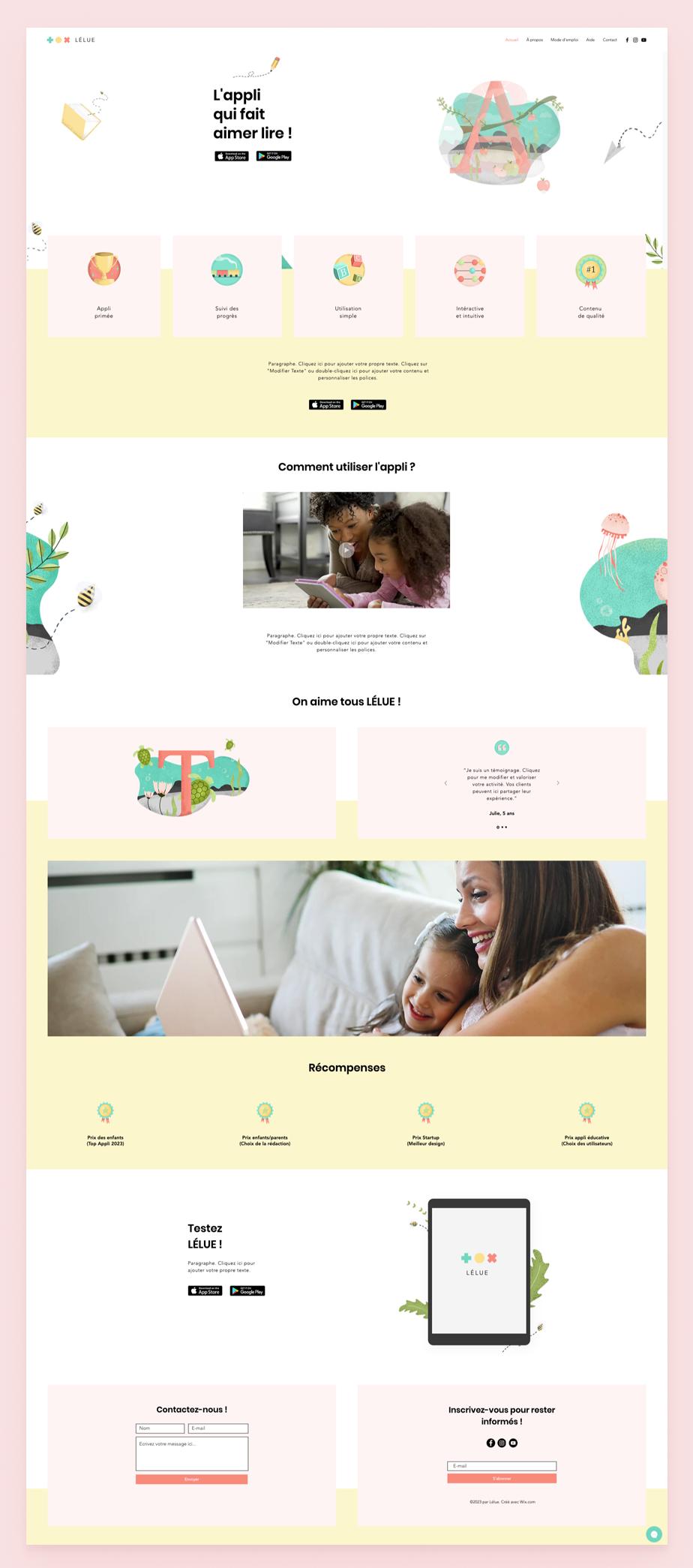 Stratégies marketing pour petites entreprises : créer des landing pages