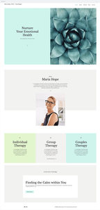 Site pour therapeutes