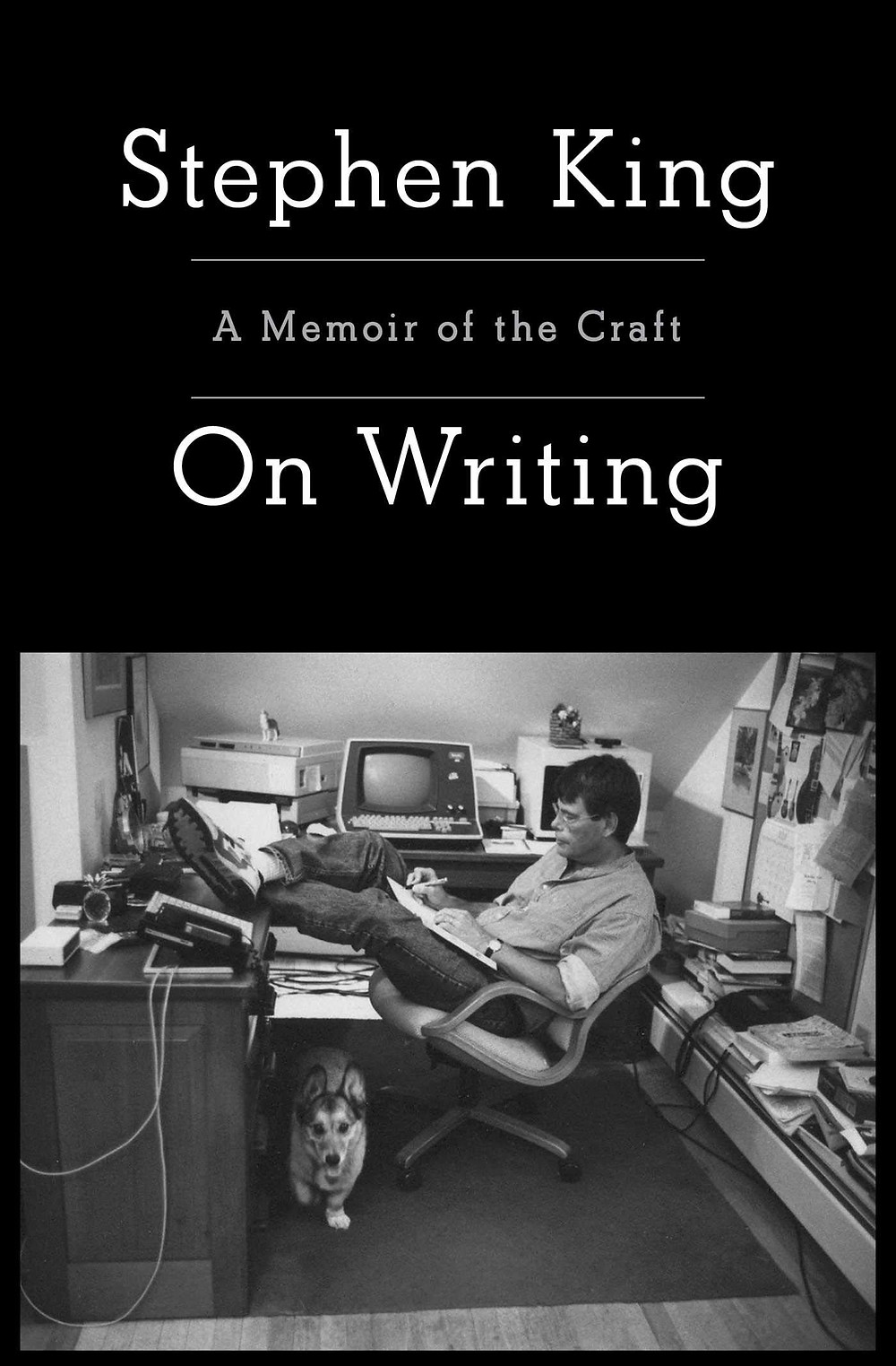 On Writing, by Stephen King