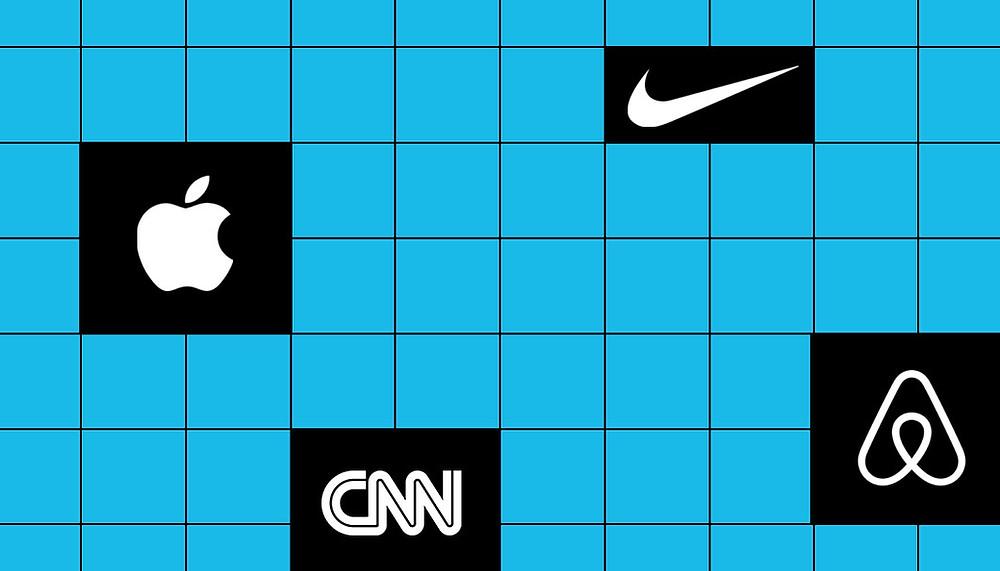 exemple de logos connus