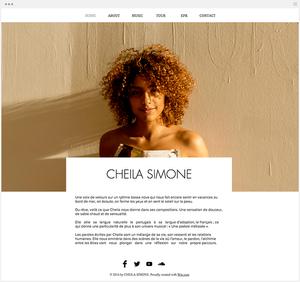 Cheila Simone Wix