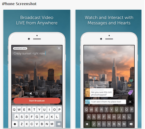 Periscope on the App Store on iTunes