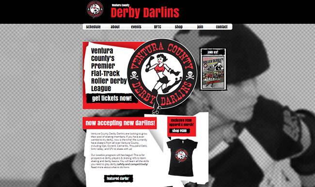 Site : Derby Darlins