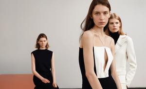Минималистичный дизайн одежды
