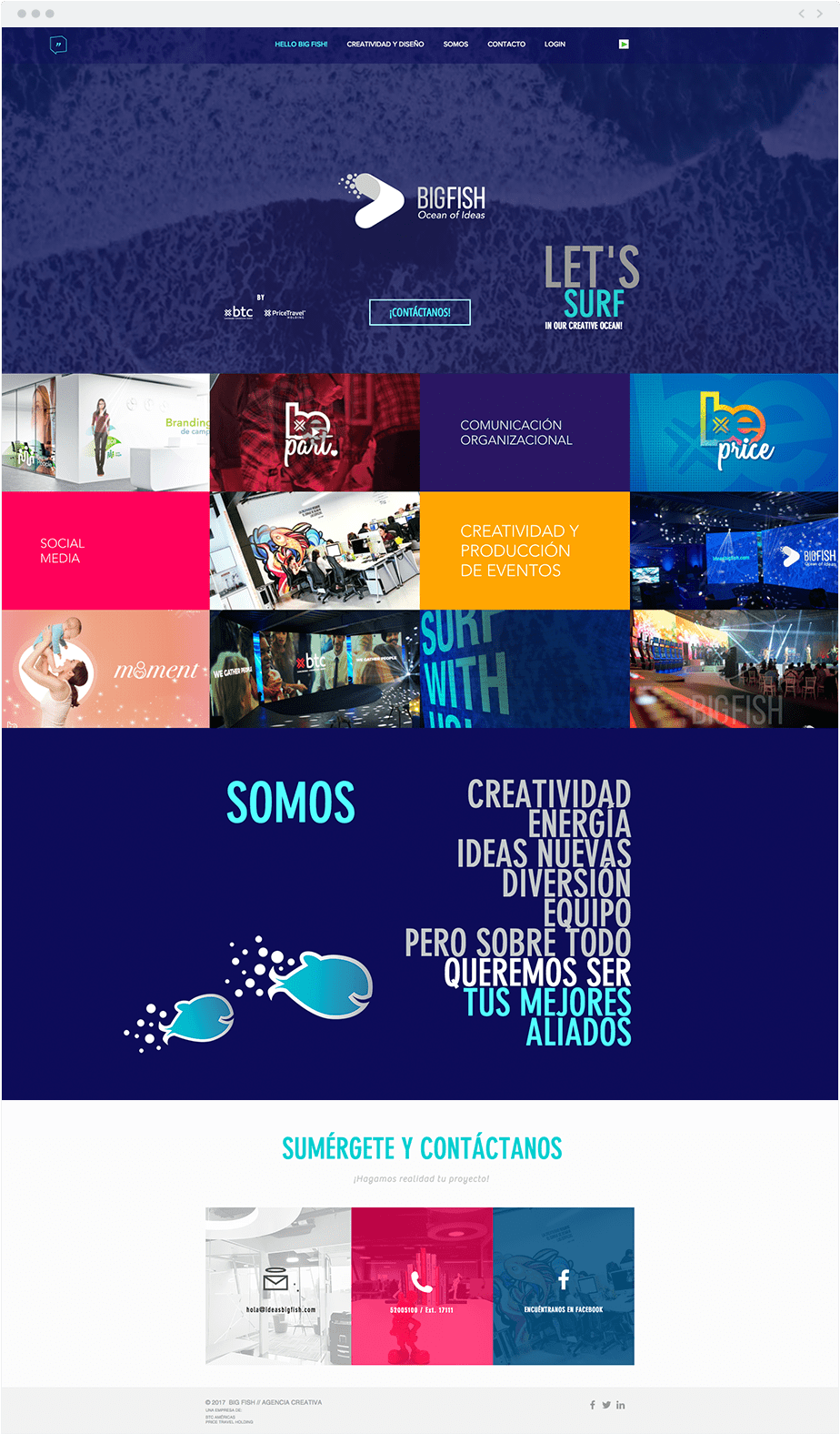 Wix by the World- Mexico