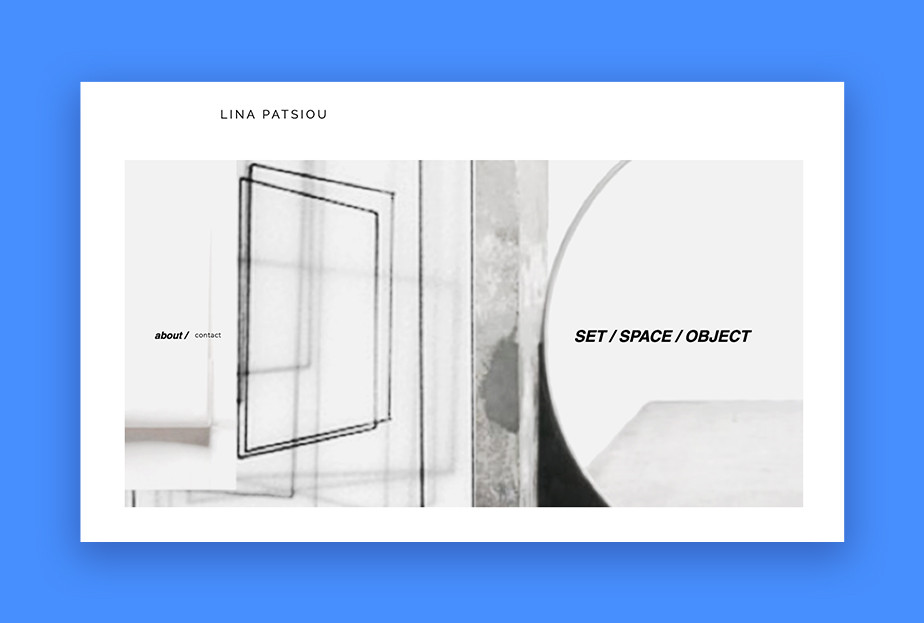 Industrial design portfolio example